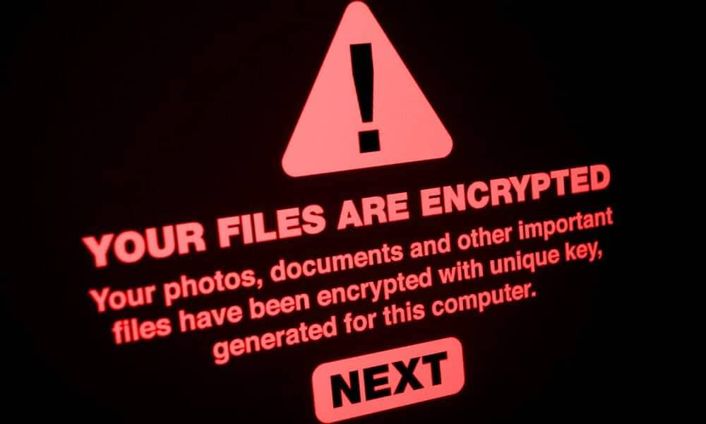"Everything about ""Ransomware"""